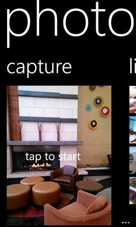 Photosynth для панорамных фото для айфона