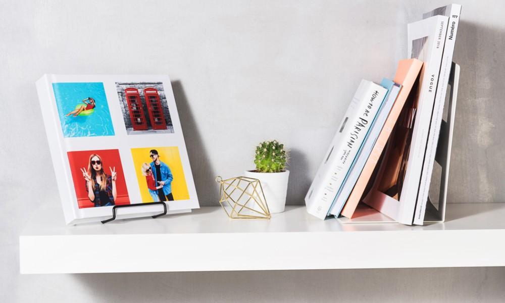 Книга с фотографиями в подарок