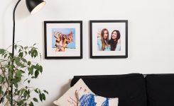 Укрась комнату своими руками с помощью фотографий!