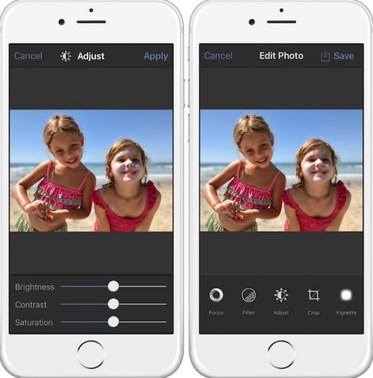 приложение айфона для изменения фона на фото каким горячим