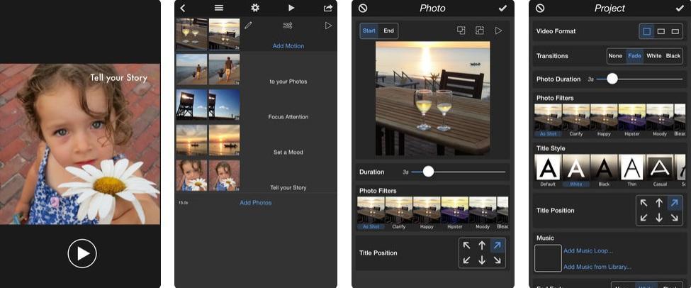очереди как сделать слайд из фото на айфоне для иголок удобна