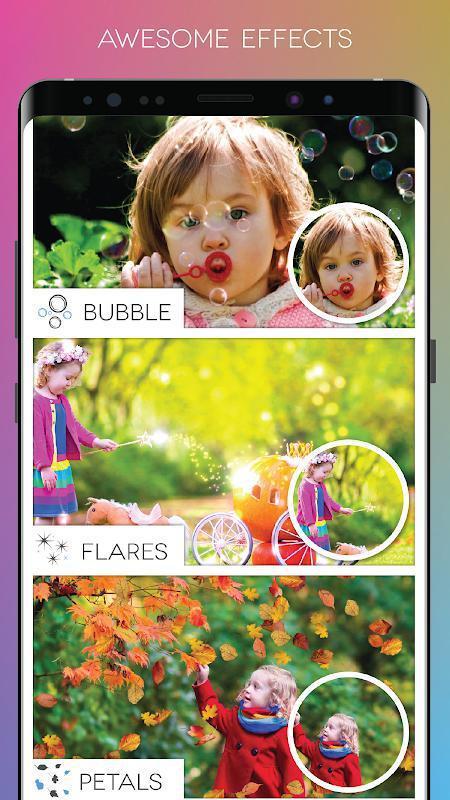 Фильтры для фото в Fotogenic
