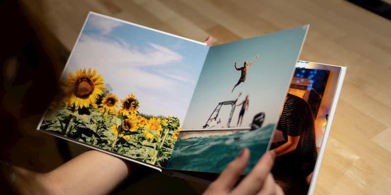 Заказ печати отредактированных фото с «Мимиграма»