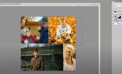 Как распечатать маленькие фотографии