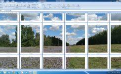Как распечатать фото на нескольких листах A4