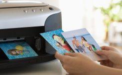Как распечатать фото из ВК