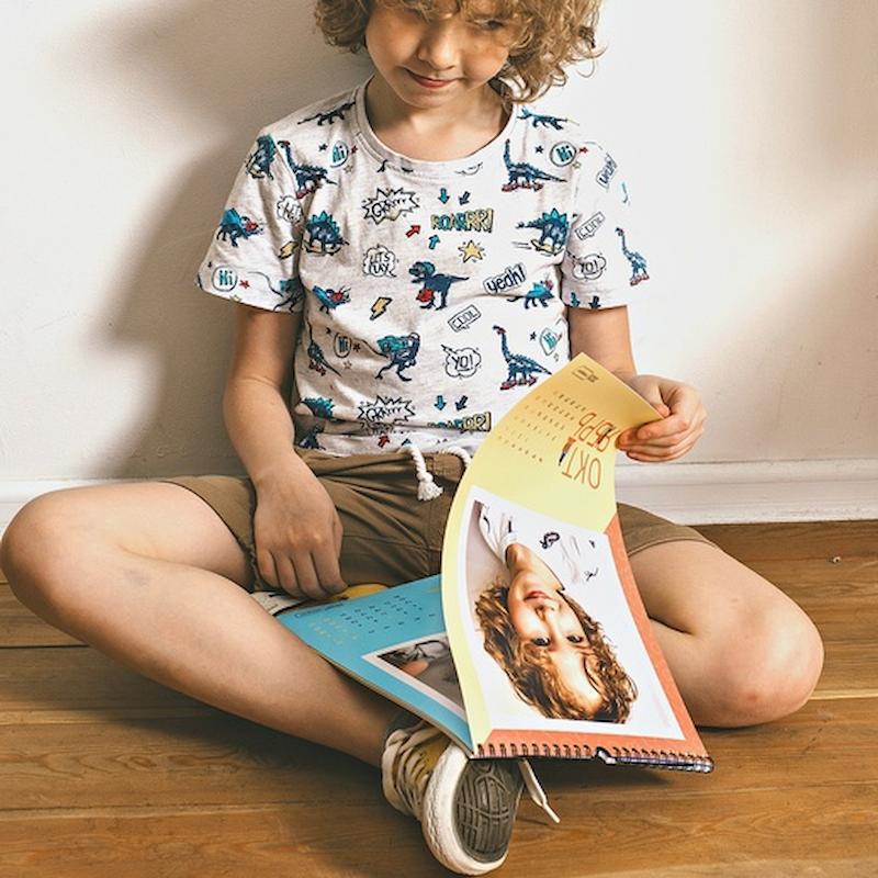 Надпись для изображения из детского альбома