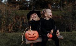Идеи фотосессии на Хэллоуин